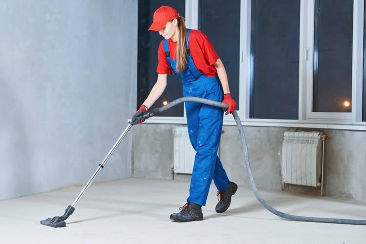 en byggstädning efter renovering är viktigt för att få bort damm och smuts